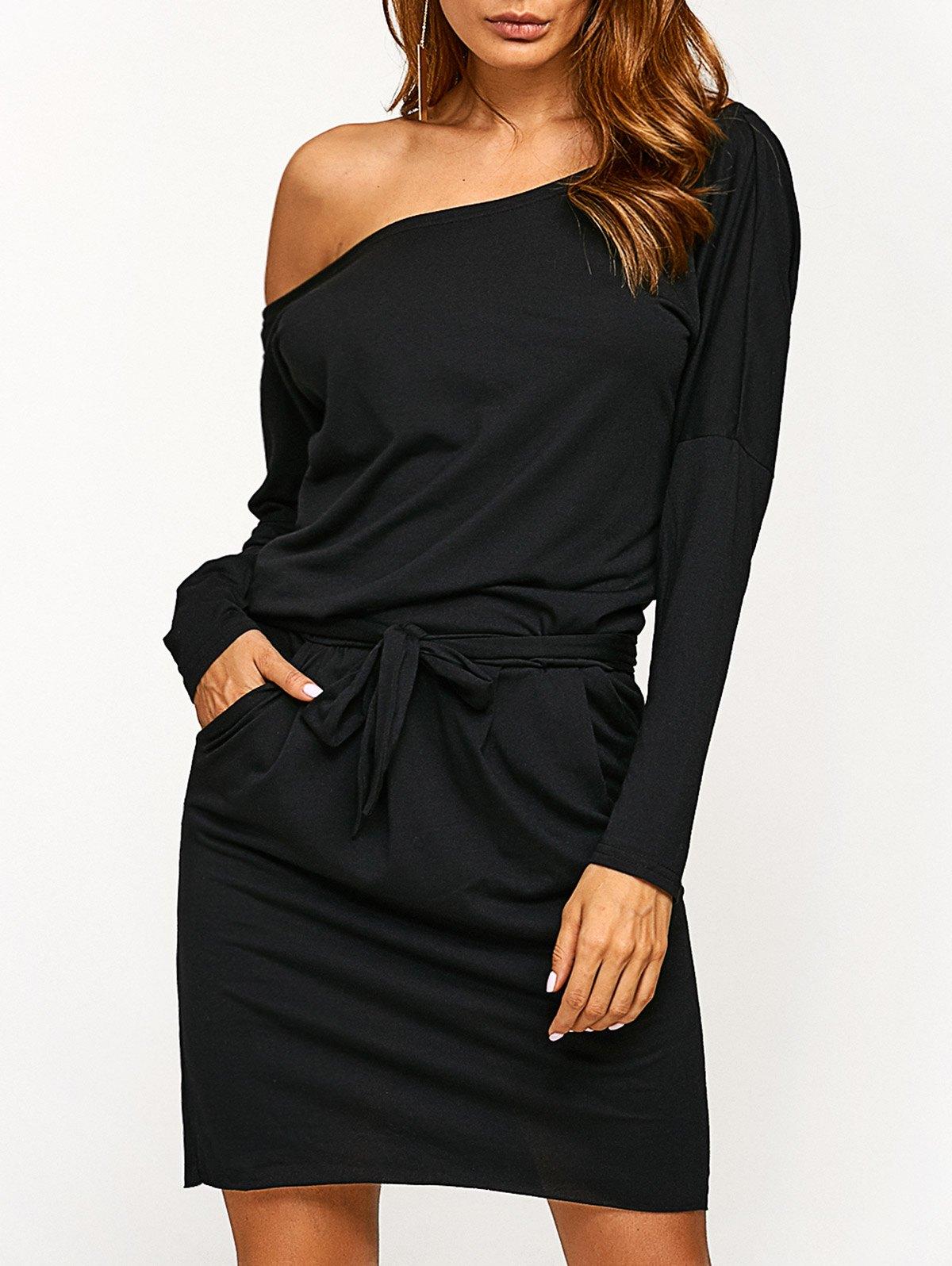 Платье блузон   Sammydress.com