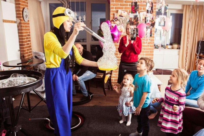 Веселый детский праздник с Санни Кидс