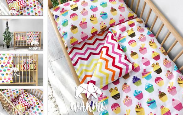 Warmo — идеальный текстиль для детей