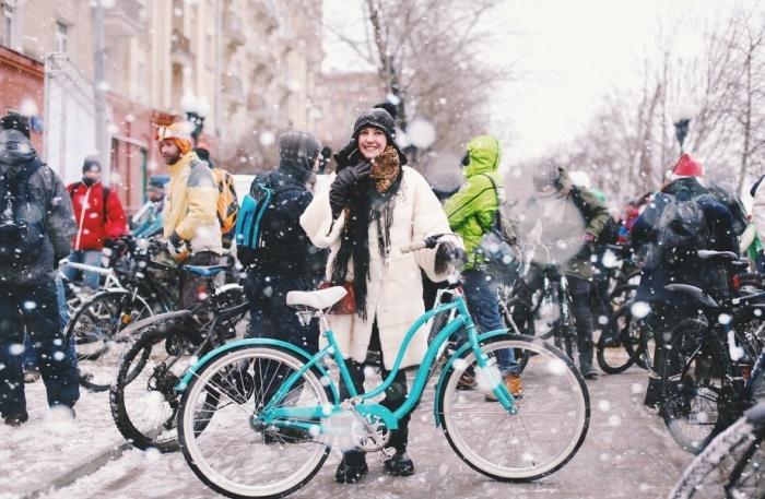 Езда на велосипеде: и польза и удовольствие